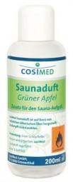 cosiMed Saunaduft Grüner Apfel, Saunaaufguss, 200 ml