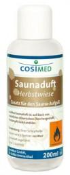 cosiMed Saunaduft Herbstwiese, Saunaaufguss, 200 ml