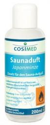 cosiMed Saunaduft Japanminze, Saunaaufguss, 200 ml