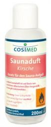 cosiMed Saunaduft Kirsche, Saunaaufguss, 200 ml