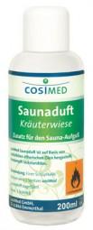 cosiMed Saunaduft Kräuterwiese, Saunaaufguss, 200 ml
