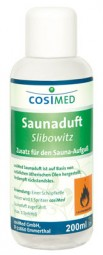 cosiMed Saunaduft Slibowitz Saunaaufguss Konzentrat 200 ml