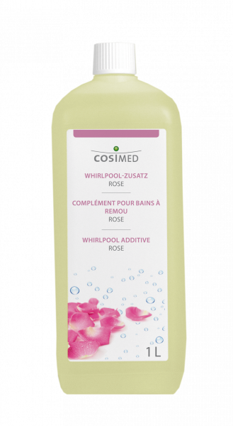 cosiMed Whirlpool-Zusatz Rose