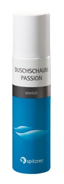 Duschschaum · Passion · Spitzner · 150 ml Flasche