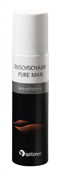 Duschschaum · Pure Man · Spitzner · 150 ml Flasche
