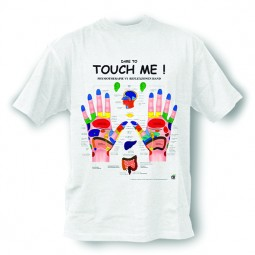 Anatomisches T-Shirt · Touch Me!