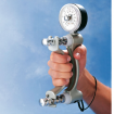 Hydraulischer Handkraftmesser · 3,5 cm – 8,6 cm · 5 verschiedene Positionen · bis zu 90 kg (0-200 Ib