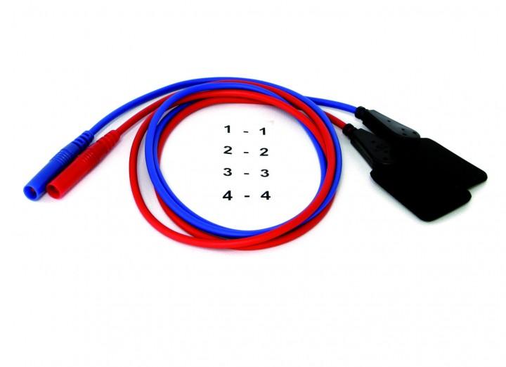 Plattenelektroden, für Basic-Serie