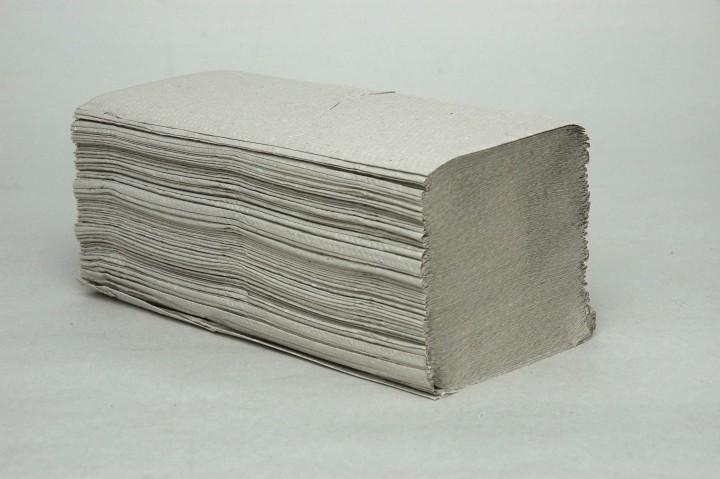 Papierhandtücher - 25 x 23 cm - natur