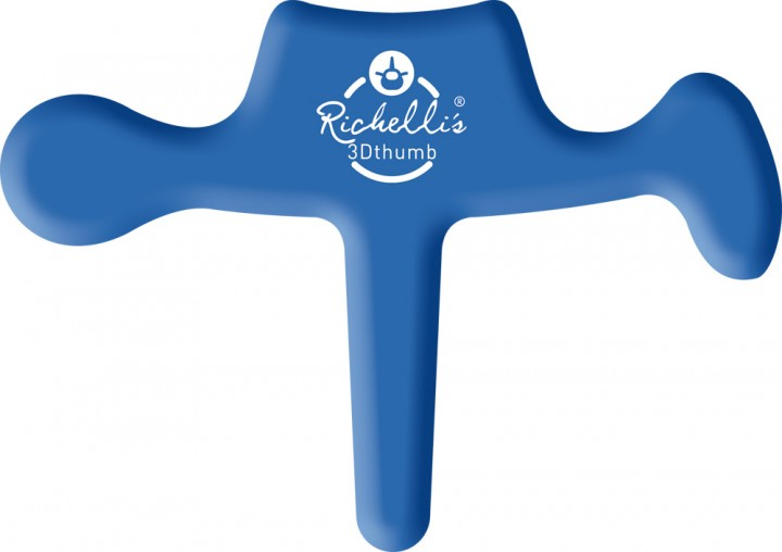 Richellis 3Dthumb Massagehilfe