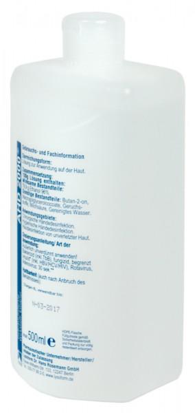 cosiMed AHD 2000 Hände- und Hautdesinfektion - VAH-gelistet 500 ml