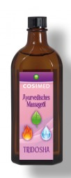 cosiMed Ayurveda Massageöl Typ Tridosha 250 ml
