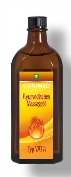cosiMed Ayurveda Massageöl Typ Vata 250 ml