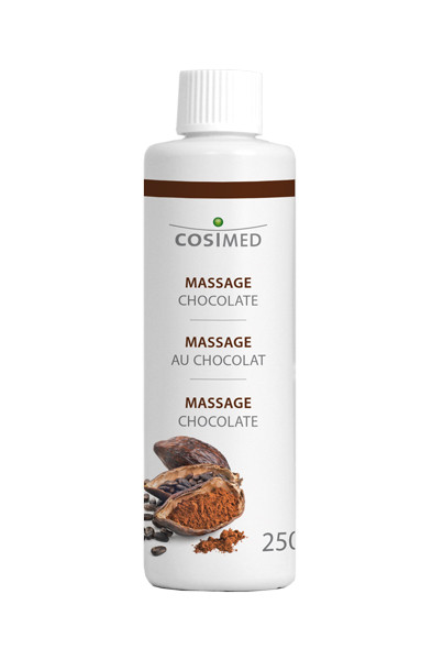 Hot Chocolate Massage Massageschokolade cosiMed 250ml