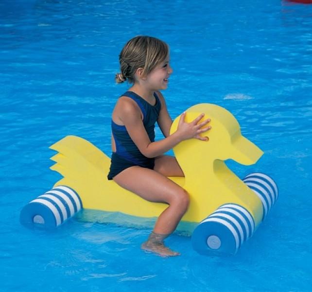 Wasserspieltier Ducko die Ente