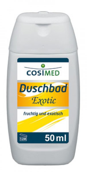 cosiMed Duschbad Exotic 50 ml