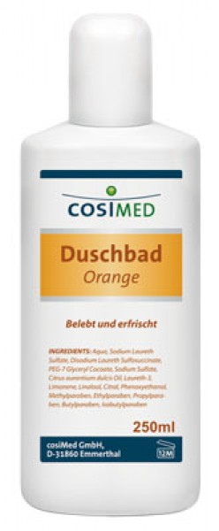 cosiMed Duschbad Orange 250 ml