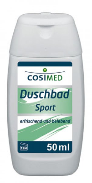 cosiMed Duschbad Sport 50 ml