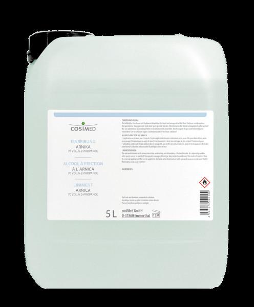 cosiMed Einreibung Arnika (70 Vol.%) 5 Liter