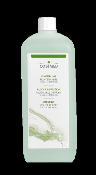 cosiMed Einreibung Fichtennadel (45% Vol.) 1 Liter
