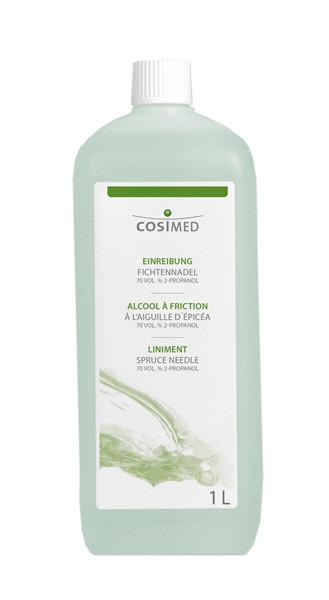 cosiMed Einreibung Fichtennadel Franzbranntwein (70%) 1 Liter
