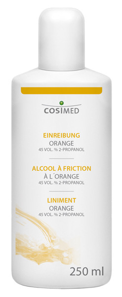 cosiMed Einreibung Orange (45 Vol.%)