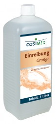 cosiMed Einreibung Orange (45 Vol.%) 1 Liter