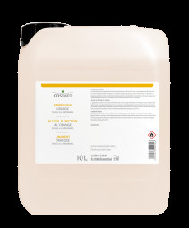 cosiMed Einreibung Orange (70% Vol) 10 Liter