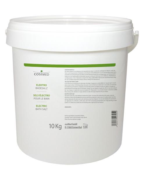 cosiMed Elektro Badesalz 10kg | Badezusatz Elektrolyt-Bad