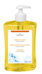 cosiMed Handwaschcreme Citro-Orange