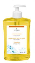 cosiMed Handwaschcreme Citro-Orange, 500ml Dosierflasche