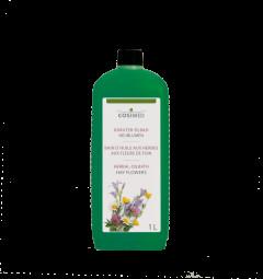 cosiMed Kräuter-Ölbad Heublume 1 Liter Badezusatz