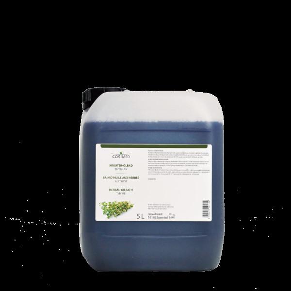 cosiMed Kräuter-Ölbad Thymian 5 Liter Badezusatz Konzentrat