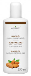 cosiMed Mandelöl kaltgepresst, Massageöl 1. Kaltpressung, 250ml