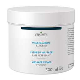 cosiMed Massagecreme kühlend 500ml