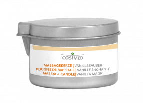 cosiMed Massagekerze Vanillezauber