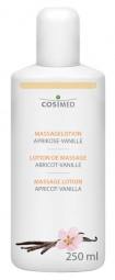 cosiMed Massagelotion Aprikose Vanille 250ml