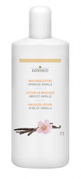 cosiMed Massagelotion Aprikose-Vanille 1 Liter