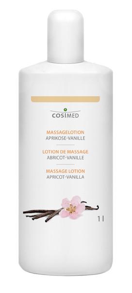 cosiMed Massagelotion Aprikose-Vanille 1 Liter