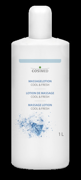 cosiMed Massagelotion Cool & Fresh 1 Liter