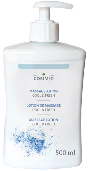 cosiMed Massagelotion Cool & Fresh 500ml