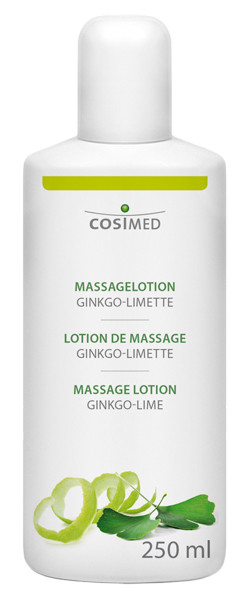 cosiMed Massagelotion Ginkgo-Limette 250ml
