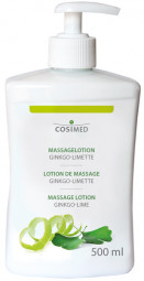 cosiMed Massagelotion Ginkgo-Limette 500ml