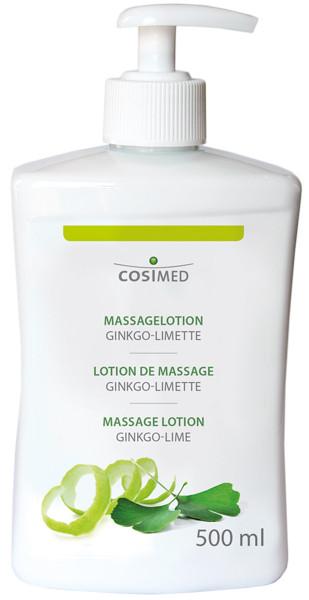 cosiMed Massagelotion Ginkgo-Limette 500ml