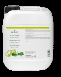 cosiMed Massagelotion Ginkgo-Limette 5 Liter