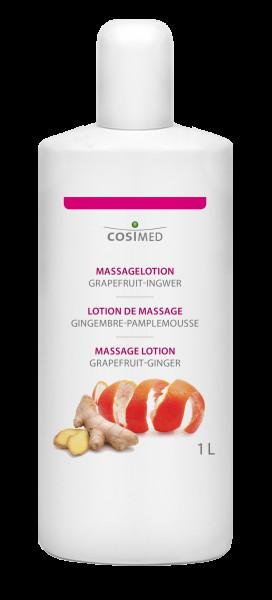 cosiMed Massagelotion Grapefruit Ingwer 1 L