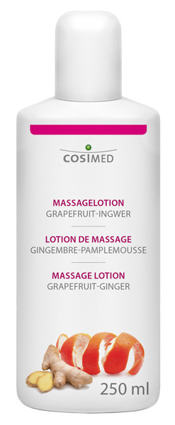 cosiMed Massagelotion Grapefruit Ingwer