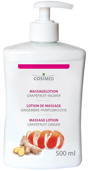 cosiMed Massagelotion Grapefruit Ingwer 500ml