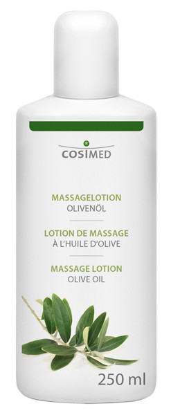 cosiMed Massagelotion mit Olivenöl, 250ml