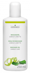 cosiMed Massageöl Ginkgo-Limette